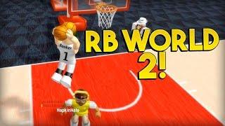RB WORLD 2 PRE-ALPHA GAMEPLAY (ROBLOX)