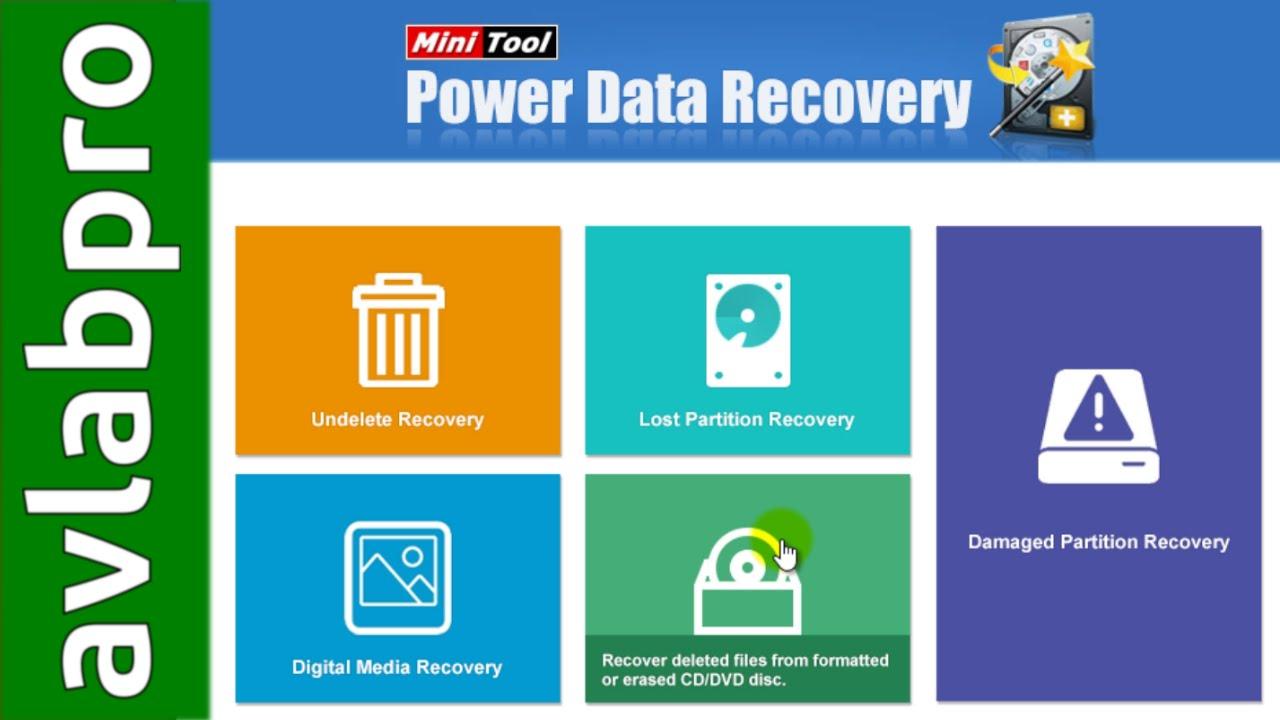 mini power data recovery 7.5 serial key