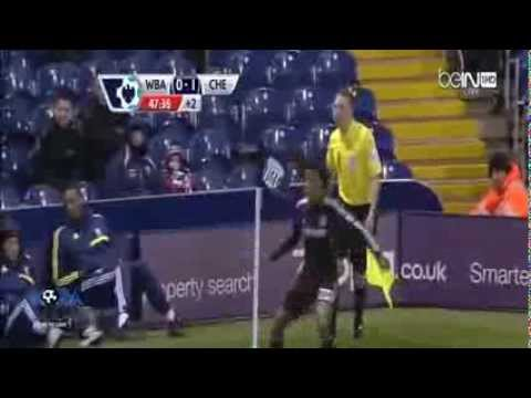Chelsea Vs West Bromwich Albion 1-1 All Goals & Highlights 11.02.2014 HD