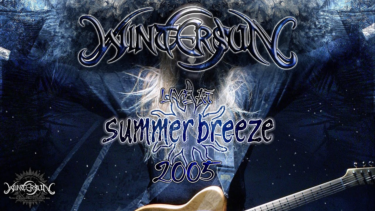 wintersun - live @ summer breeze open air 2005 [hd] - youtube