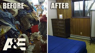 Hoarders: Before & After: U.S. Army Cleans Up MONSTER 5-Acre Hoard (S11)   A&E