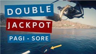 Ультралайт рибалка на Балі - вул відсадження ке Амеде ВЕГЅАМАБЫЛ команда ''кинути і відпочити'' DAPET джекпот