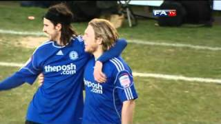 Bury 1-2 Peterborough | The FA Cup 2nd Round - 27/11/10