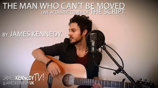 Video The Script - Cover - The Man Who Can't Be Moved download MP3, 3GP, MP4, WEBM, AVI, FLV Agustus 2018