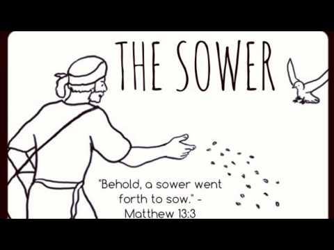 The Sower ~ Stoney Craft