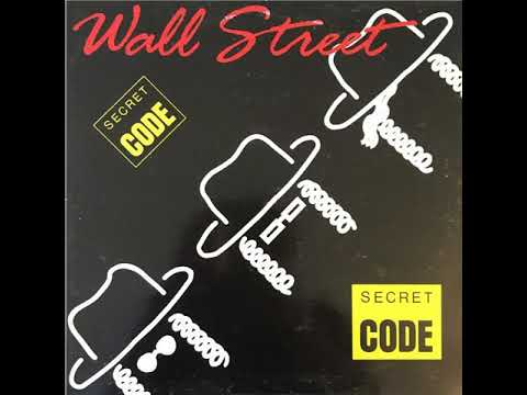Secret Code –  Wall Street  7'' cut