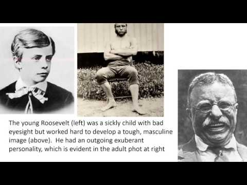 #8 The Rise of Theodore Roosevelt   Narrated PPoint Slides 7min