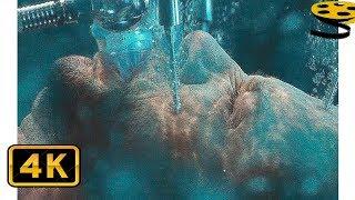 Росомахе вводят Адамантий | Люди Икс: Начало - Росомаха (2009) HD