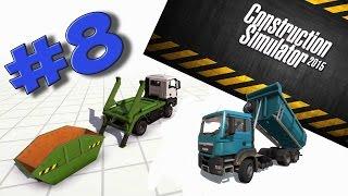 CONSTRUCTION SIMULATOR 2015 - Construyendo mi futuro - #8