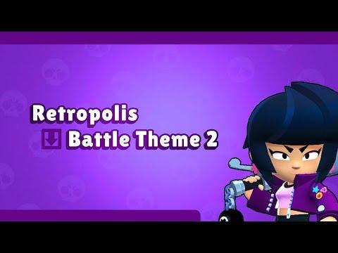 Brawl Stars Retropolis Battle Theme 2 Download