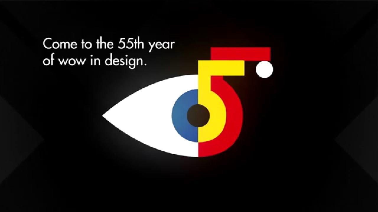 The 2016 salone del mobile milano come to the 55th year for Salone del mobile 2016 date