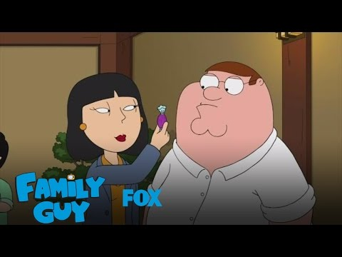 Tricia Opens Up About Always Wanting A Son | Season 15 Ep. 8 | FAMILY GUY