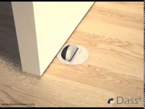 Dass Concealed Door Stop Youtube