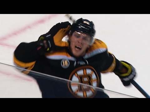 Pastrnak helps Bruins erase three goal deficit in second period