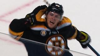 Pastrnak helps Bruins erase three goal deficit in second period