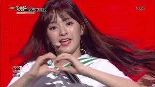 뮤직뱅크 Music Bank - 두근두근(DKDK) - fromis_9.20180622