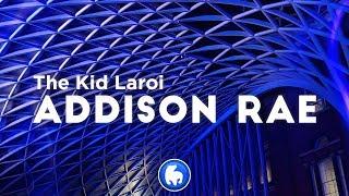 The Kid LAROI - Addison Rae (Clean - Lyrics)