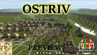Ostriv Preview (Early Access) - Worthabuy?