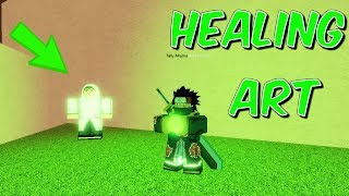 How to Get Healing Art In Shinobi Origin (MMO)! l Roblox