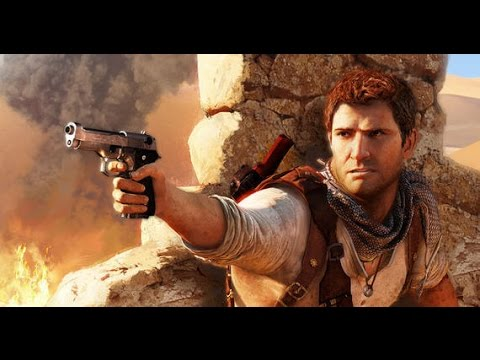 Uncharted 3: Drake's Deception Full Gameplay Walkthrough [Longplay] No Commentary