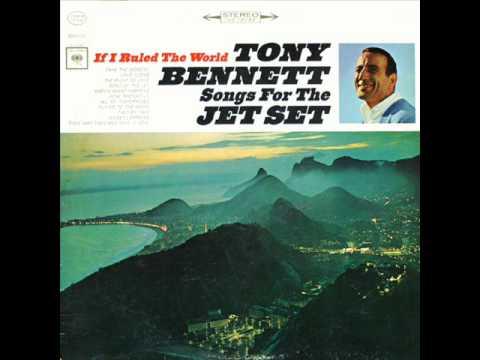 Tony Bennett  Song for the Jet Samba Do Aviao