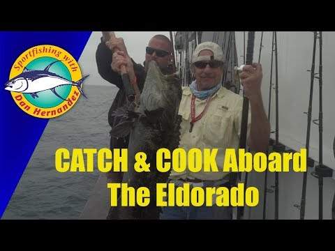 Catch & Cook Aboard The Eldorado | SPORT FISHING