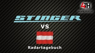Stinger VS Österreich Radar-Tagebuch #5 MRCD