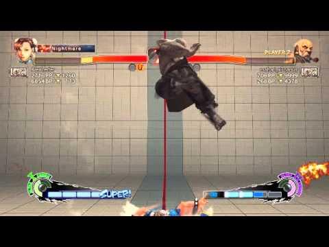 Gouken(finished loincloth mods) ふんどし剛拳 : Ultra Street