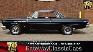 1965 Mercury Comet Cyclone Stock # 1015-DET