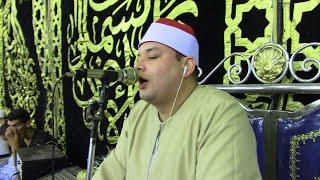 الشيخ محمود القزاز العشاء عزاء شيخ مشايخ العرب العمدة الحاج عفت ابو العزم كفر سبك منوفية 10=9=2019