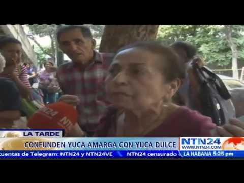 Venezolanos manifiestan indignación tras burlas de Nicolás Maduro sobre la peligrosa yuca amarga