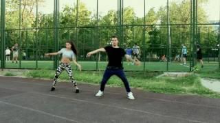 Монатик - выходной/ Alex Novikov choreography
