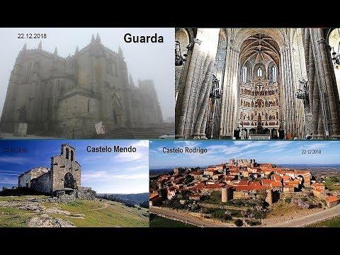 Passeio de Natal por Guarda, Castelo Rodrigo e Castelo Mendo