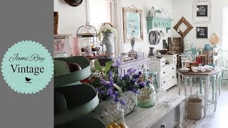 Shop Tour | Arranging Our Shop Space and Redecorating