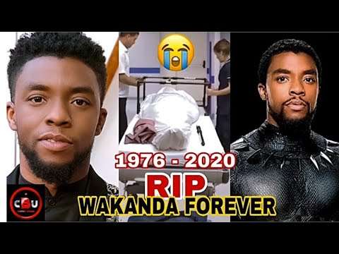 Download Body Arrival Of Actor Chadwick Boseman In Mortuary || Black Panther Is Dead Memorial