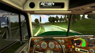 Euro Truck Simulator 2 - Sp Episode 13 - Driving School Day 1 out of 5