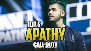 LIKE IF YOU ENJOYED THE TOP 5 APATHY MOMENTS !!! SUBSCRIBE FOR MORE...