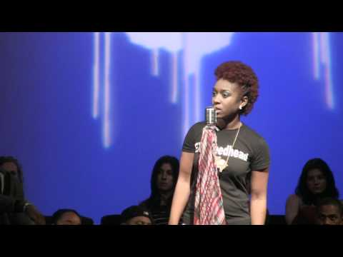 A Poem About Weed by Official P4CM Poet Jackie Hill @JackieHillPerry