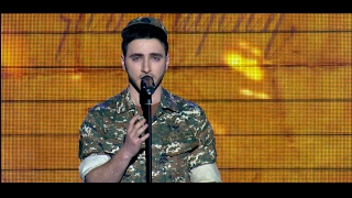 X Factor4 Armenia Gala Hamerg 01 Harutyun Hakobyan/ Nick Egibyan Im pokharen 19 02 2017