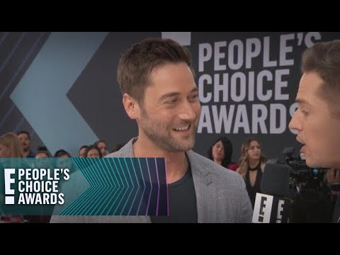 Ryan Eggold Loved Cohosting With Hoda Kotb & Kathie Lee Gifford  E! People's Choice Awards