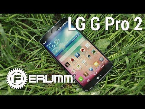LG G Pro 2 D838 честный обзор смартфона. Лучший видеообзор фаблета LG G Pro 2 от FERUMM.COM