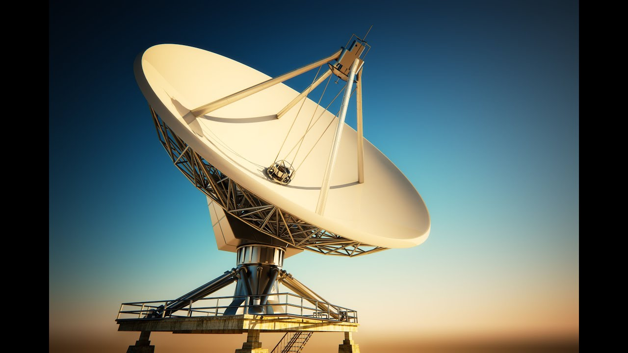 Dish Tv And Internet >> Understanding Radio Telescopes: Dr John Morgan - YouTube