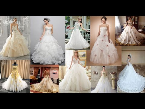 LATEST BRIDAL FROCK DESIGNS! Bridal Frocks!!