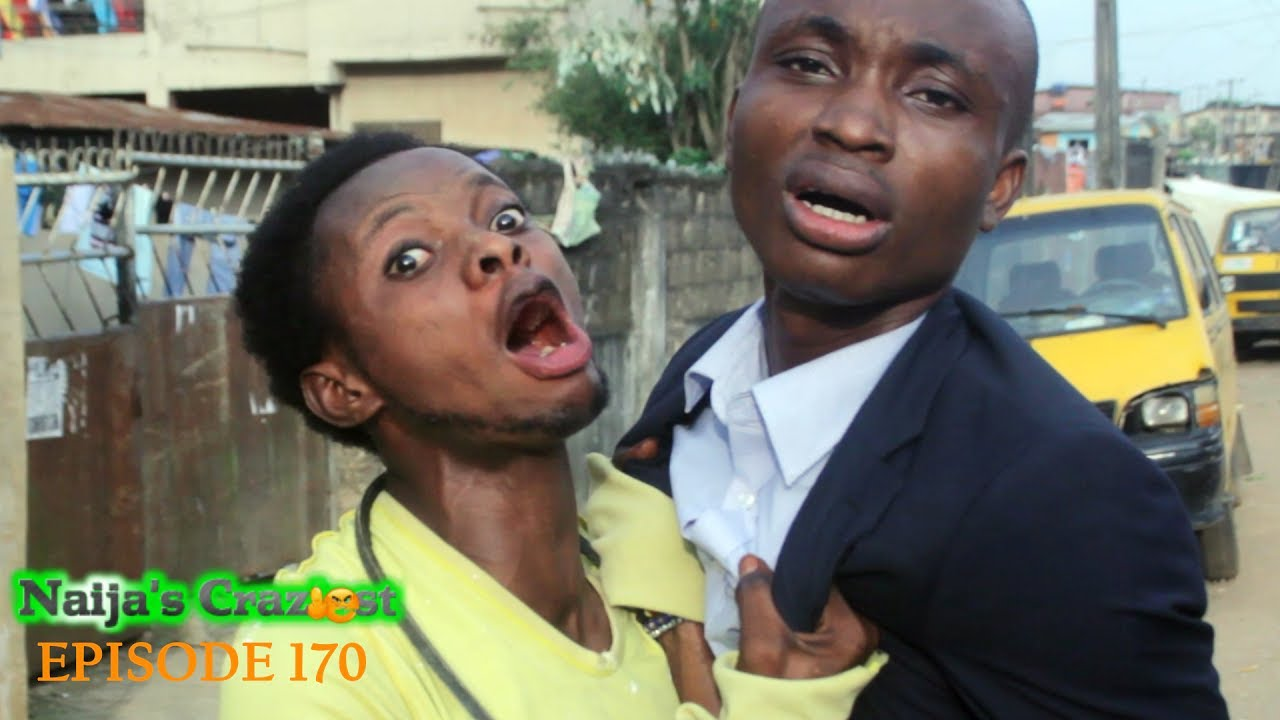 """Download Pastor """"Take Your Healing and Return My Madness"""" (Naija's Craziest Comedy) Episode 170"""