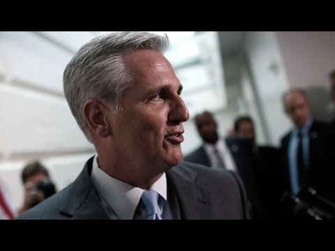You Are Republican Kevin McCarthy. You Just Crushed It in Congress.