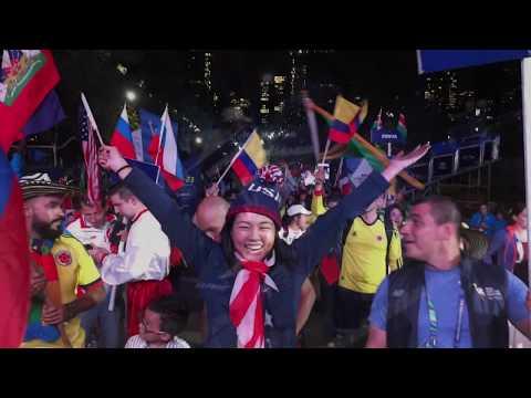 TCS NYC Marathon: Expo &  Ceremony