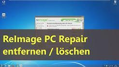 ReImage Repair entfernen