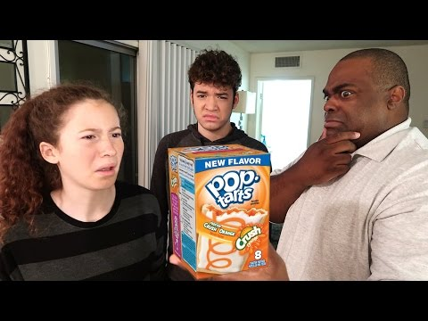 THIS CAN'T BE REAL....[Crush Orange Pop Tarts]