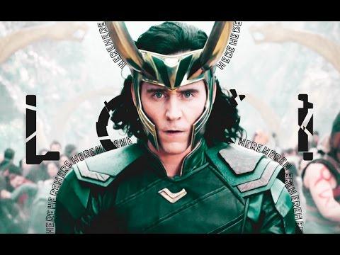 Loki Laufeyson | Here - YouTube
