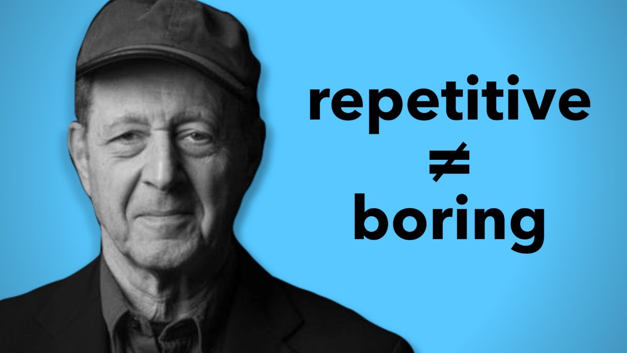 Steve Reich: Music for 18 Musicians - Humanity in Music